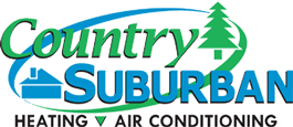 Country Suburban Heating & Air Conditioning, Inc. Logo